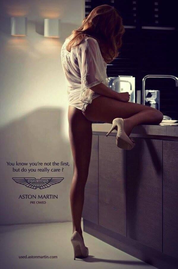 Die besten 100 Bilder in der Kategorie werbung: Aston Martin
