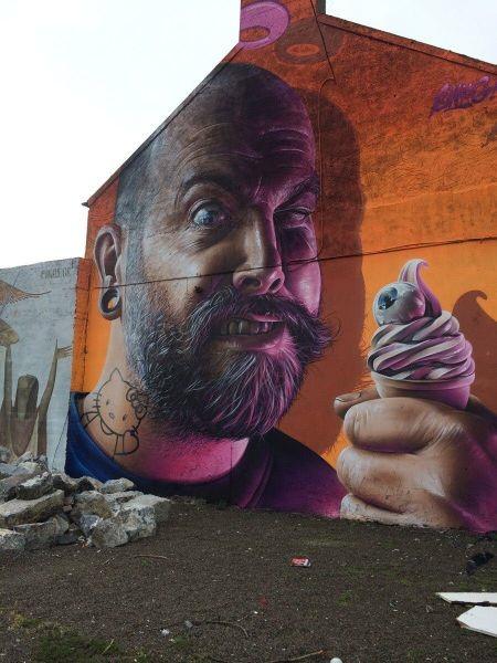 Die besten 100 Bilder in der Kategorie graffiti: Softeis, Grafitti, Hello Kitty, 3D, realistisch