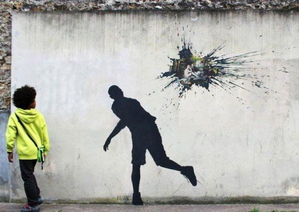 Die besten 100 Bilder in der Kategorie graffiti: Graffiti, Wurf, kreativ