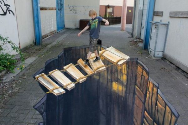 Die besten 100 Bilder in der Kategorie strassenmalerei: 3D, Streetart, Painting, Malerei