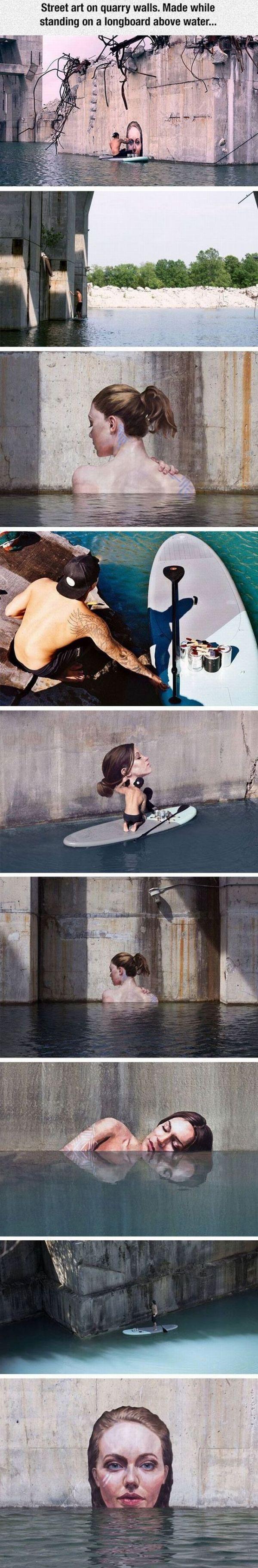 Die besten 100 Bilder in der Kategorie graffiti: Wasser, Grafitti