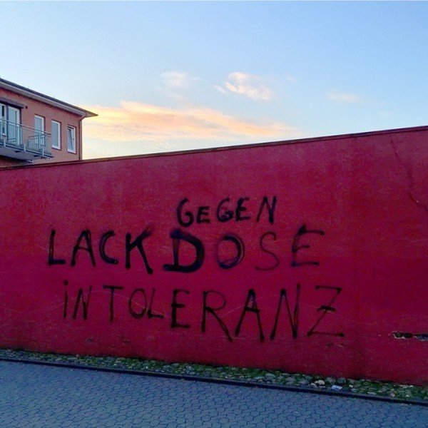 Die besten 100 Bilder in der Kategorie graffiti: Laktose, Lack, Dose, Intoleranz