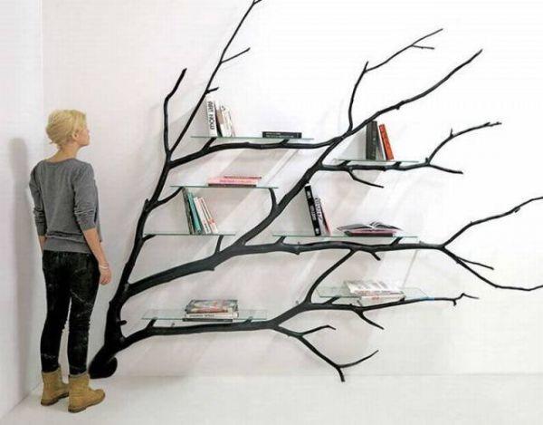 Die besten 100 Bilder in der Kategorie moebel: Baum, Ast, Buchregal, Wohnzimmer, Design
