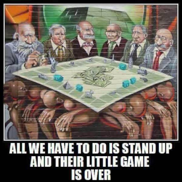 Die besten 100 Bilder in der Kategorie graffiti: Monopoly Kapitalismus Cartoon Style