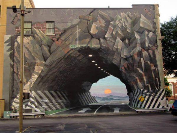 Die besten 100 Bilder in der Kategorie graffiti: Fake, Tunnel, Grafitti