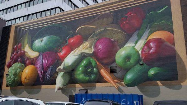 Die besten 100 Bilder in der Kategorie kunst: Gemüse, Obst, 3D, Kiste, Kunst, Gemälde, Grafitti