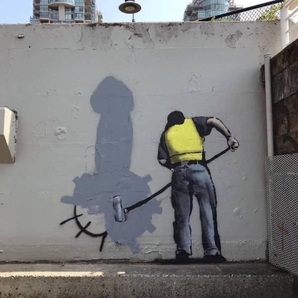 Die besten 100 Bilder in der Kategorie graffiti: Grafitti, entfernen, Ironie