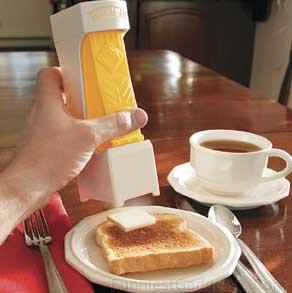 Die besten 100 Bilder in der Kategorie clever: Butter-Dosierer