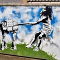 Starwars-Hund-Graffiti