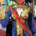 The Best Pics:  Position 65 in  - Funny  : Napoleon-Bodypainting