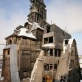 The Best Pics:  Position 97 in  - Funny  : Holzhaus in russland