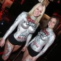 Die besten Bilder in der Kategorie bodypainting: Bud Light Girls Bodypainting