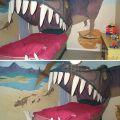 Die besten Bilder in der Kategorie moebel: Dinosaurier-Bett