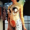 The Best Pics:  Position 56 in  - Funny  : Manga Bodypainting
