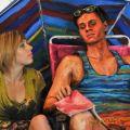 Die besten Bilder in der Kategorie kunst: 3D realistisches Gemälde - Real Man Painting