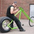 The Best Pics:  Position 12 in  - Funny  : Chopper-Fahrrad - Big fat Bycicle