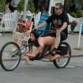 The Best Pics:  Position 14 in  - Funny  : Sexy doll chopper bicycle