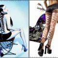 The Best Pics:  Position 3 in  - Back and Leg Piercing in Corset-Style