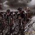 Die besten Bilder in der Kategorie photoshops: Rennrad Streitwagen Photoshop Art