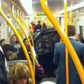 Die besten Bilder in der Kategorie transport: Kleines Auto in der U-Bahnn