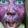 Die besten Bilder in der Kategorie kinder: Altes Kind - Alien Schminke