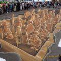 Die besten Bilder in der Kategorie strassenmalerei: Schöne Lego 3D Straßenmalerei