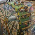 Die besten Bilder in der Kategorie strassenmalerei: Riesenrad