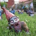 The Best Pics:  Position 3 in  - Zombie Gartenzwerge