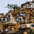 Die besten Bilder in der Kategorie graffiti: Big Brother is watching you - Eyes Graffiti