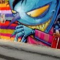 Die besten Bilder in der Kategorie graffiti: Colorful Graffiti