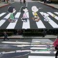 Die besten Bilder in der Kategorie strassenmalerei: Peanuts Street Art