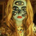 Die besten Bilder in der Kategorie bodypainting: 7 Eyes Facepainting