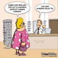 Die besten Bilder in der Kategorie cartoons: At the Optician