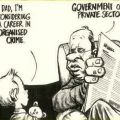 Die besten Bilder in der Kategorie cartoons: Career in Organised Crime - Government or Private Sector