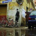 Die besten Bilder in der Kategorie graffiti: Schwarz-Weiss 60er Jahre Grafitti