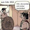 Die besten Bilder in der Kategorie cartoons: The true Maya Calender Story