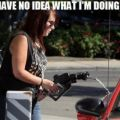 Die besten Bilder in der Kategorie Vote: I have no Idea what i am doing - Car Fuel Fail