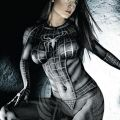 The Best Pics:  Position 27 in  - Black Spidergirl Sexy Bodypainting