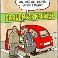 The Best Pics:  Position 58 in  - Funny  : Frauenparkplatz