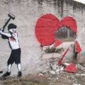 Die besten Bilder in der Kategorie graffiti: wall, heart