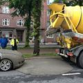Die besten Bilder in der Kategorie shit_happens: cement mixer, fail, cement