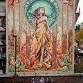 Die besten Bilder in der Kategorie graffiti: Art Nouveau, House, Giant