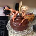 Die besten Bilder in der Kategorie Vote: funny Cake, Chocolate, barbie