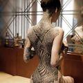 Die besten Bilder in der Kategorie intim_tattoos: Tattoo, Frau, Ornamente