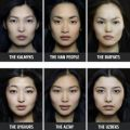 Die besten Bilder in der Kategorie Vote: Women, skin color, face, appearance, palette, people, nations, countries
