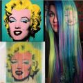 Die besten Bilder in der Kategorie Vote: Marylin Monroe, Hair, color, Hairstyle