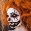 Die besten Bilder in der Kategorie Vote: Make-up, teeth, Halloween, horror, clown, wig