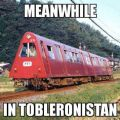 Die besten Bilder in der Kategorie Vote: Tobleronistan, train, triangle, form, China
