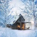 Die besten Bilder in der Kategorie Vote: House, Design, Modern, Old, Winter Garden