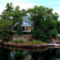 Die besten Bilder in der Kategorie Vote: Island, small, house, lake